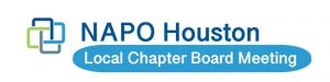 Board Meeting | NAPO Houston
