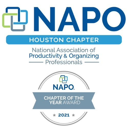 Chapter of the Year | NAPO Houston
